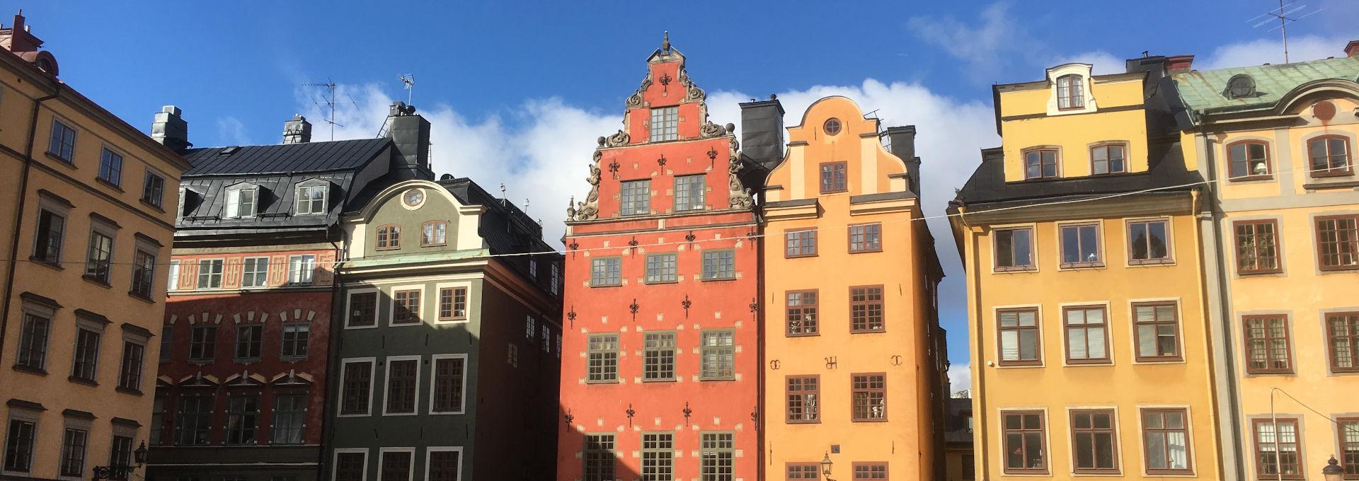 Stoccolma con Mary