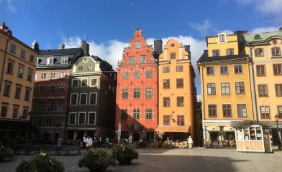 Tour di Stoccolma in italiano con Mary Gamla Stan e City