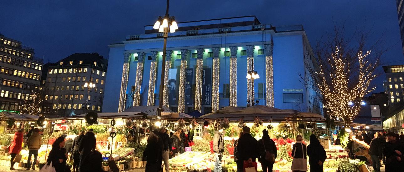 cosa vedere a Stoccolma: la city e Hötorget