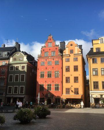 Gamla Stan e Södermalm