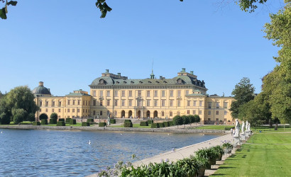 tour di Stoccolma in italiano con Mary del palazzo di Drottningholm