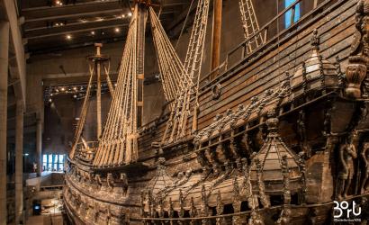 Tour Gamla Stan e Museo Vasa di Stoccolma con Mary in italiano