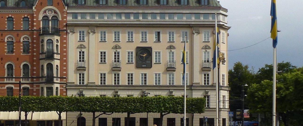 la sindrome di Stoccolma - l'origine e la storia - Stoccolma con Mary - visite guidate