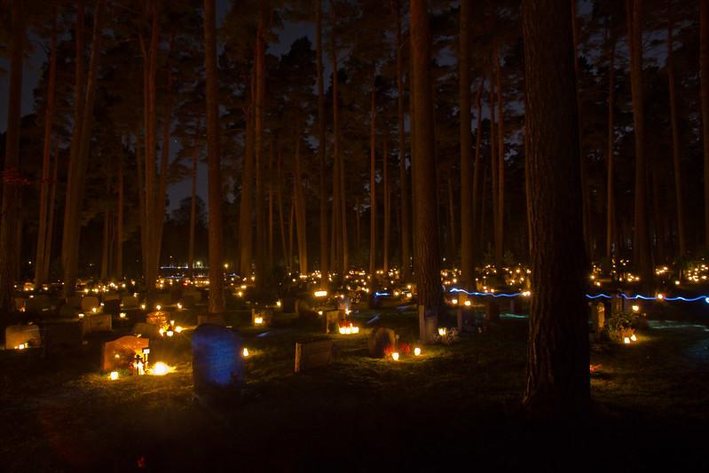 Skogskyrkogården, il cimitero nel bosco a Stoccolma patrimonio UNESCO