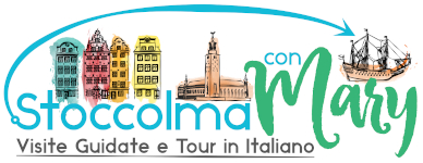 Stoccolma con Mary - visite guidate di Stoccolma in italiano