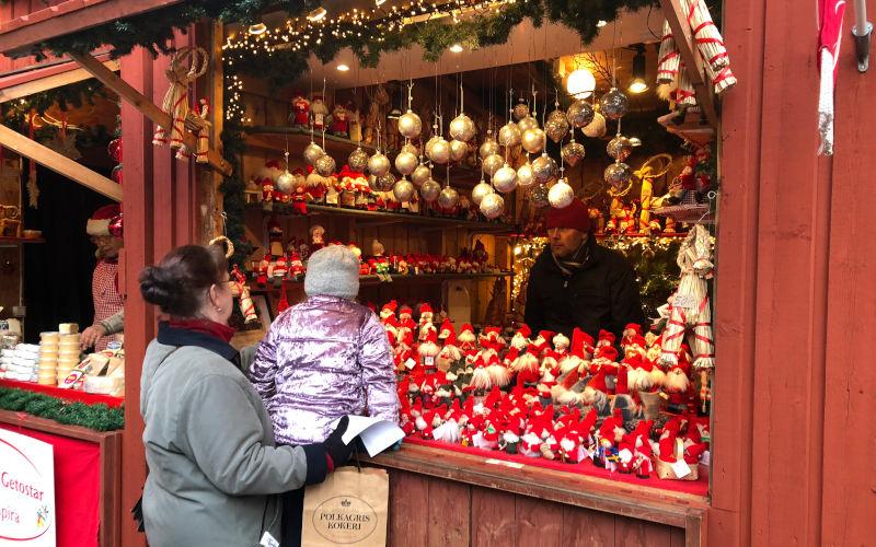 I mercatini di Natale a Stoccolma a Gamla Stan