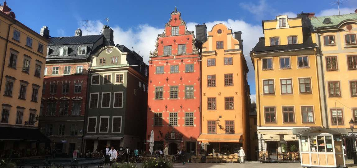 cosa vedere in un giorno a Stoccolma per crocieristi - Gamla Stan