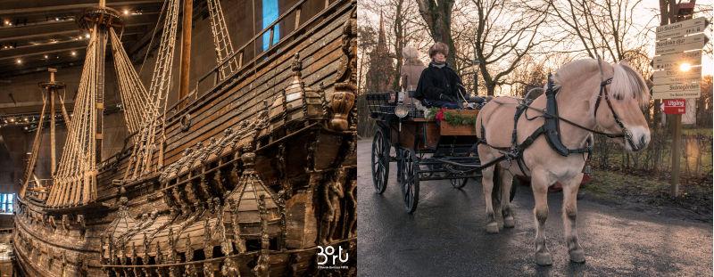 10 cose da vedere a Stoccolma : Il museo Vasa e Skansen
