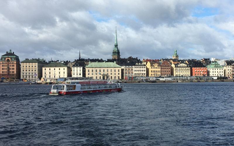 cosa vedere a Stoccolma in due giorni, un giro in battello