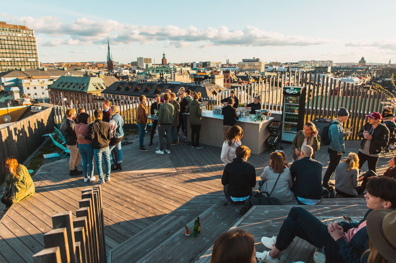 cosa vedere a Stoccolma: i rooftop bar di Stoccolma, TAK