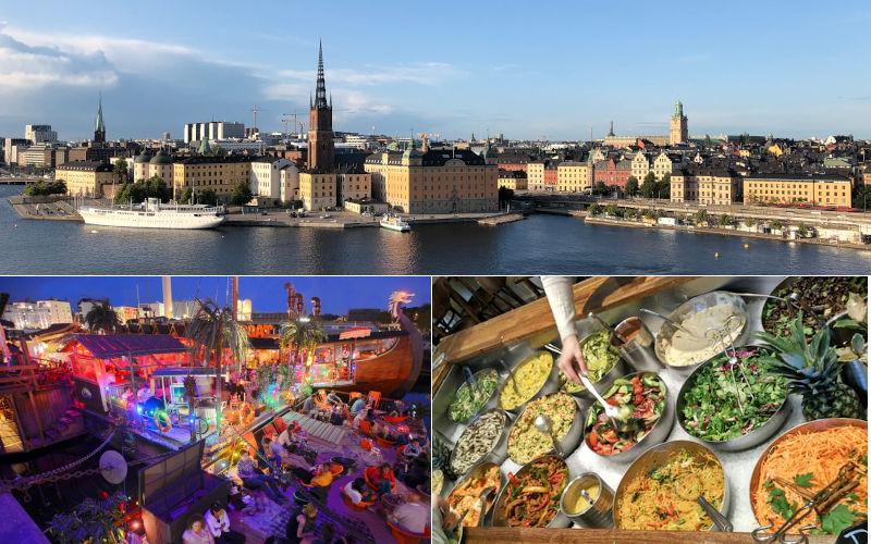 cosa vedere a Stoccolma in due giorni, la cucina svedese a Stoccolma