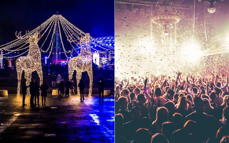 cosa fare a Stoccolma a capodanno, un party in un locale