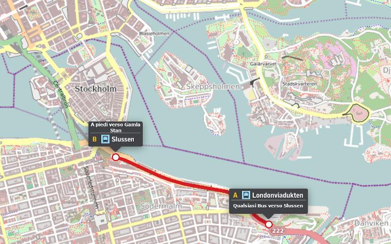 cosa vedere in un giorno a Stoccolma per crocieristi - come raggiungere il centro dal porto in bus