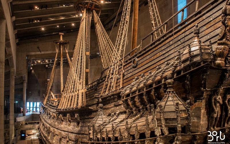 cosa vedere in un giorno a Stoccolma per crocieristi - il Museo Vasa