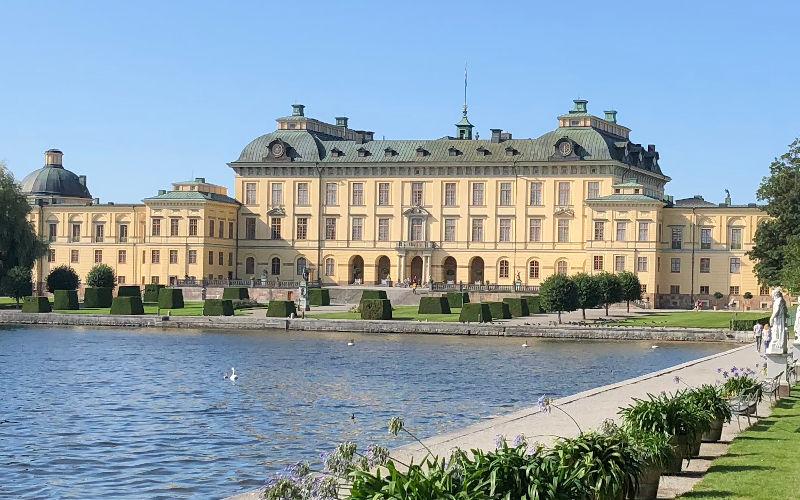 cosa vedere a Stoccolma: il palazzo di Drottningholm