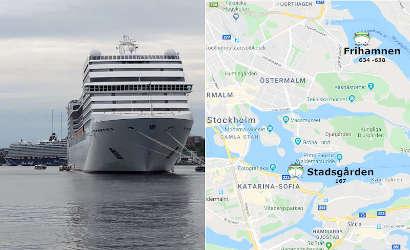 Escursioni per crocieristi a Stoccolma con Costa Magica