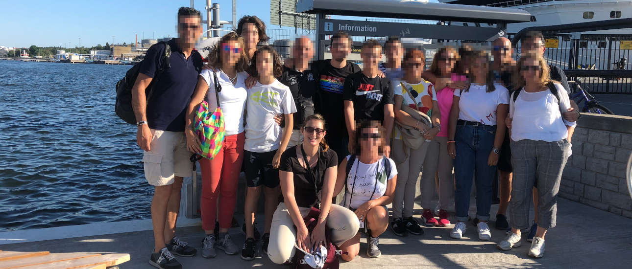 Escursione per crocieristi costa magica a Stoccolma