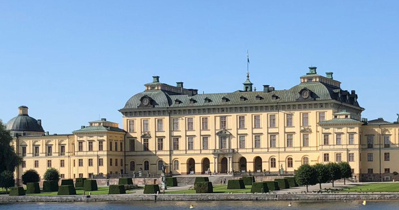 Una gita al palazzo di Drottningholm - i consigli di Stoccolma con Mary