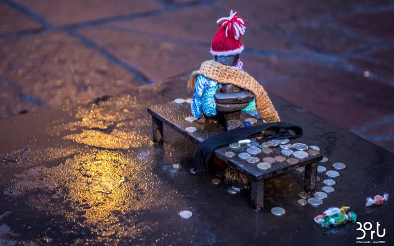 Cosa fare a Stoccolma con i Bambini - la statua più piccola di Stoccolma