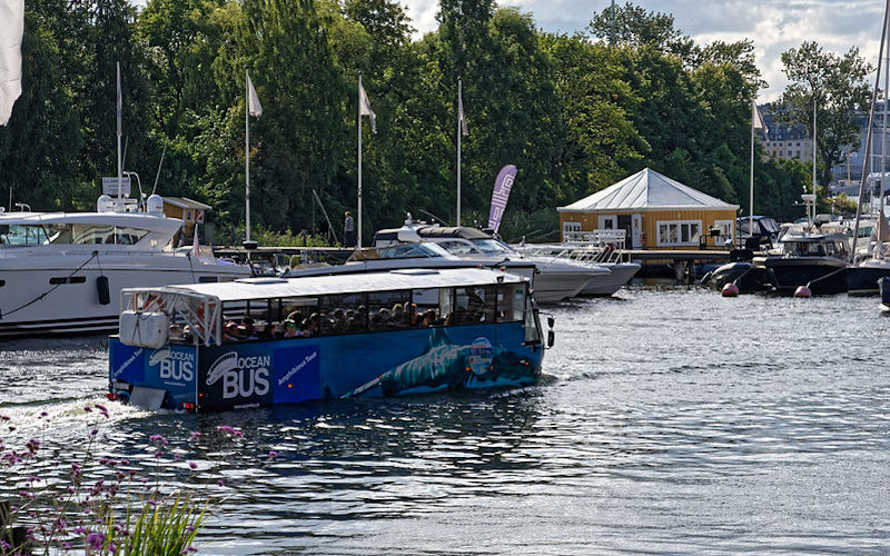 Cosa fare a Stoccolma con i bambini - Ocean Bus