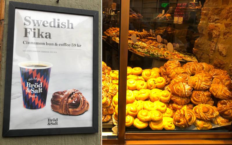 Cosa mangiare a Stoccolma: la FIKA svedese