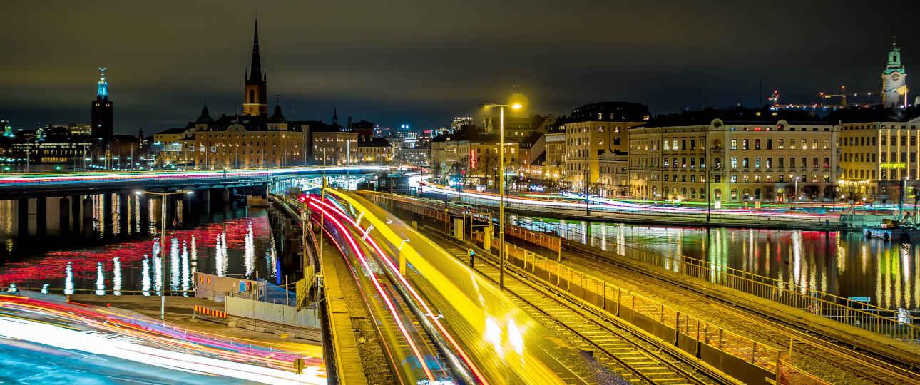 muoversi a Stoccolma
