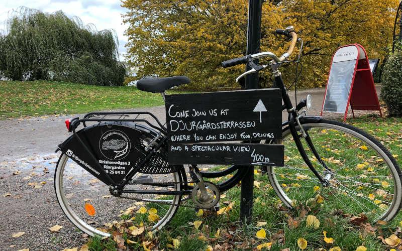 Come muoversi a Stoccolma in bicicletta