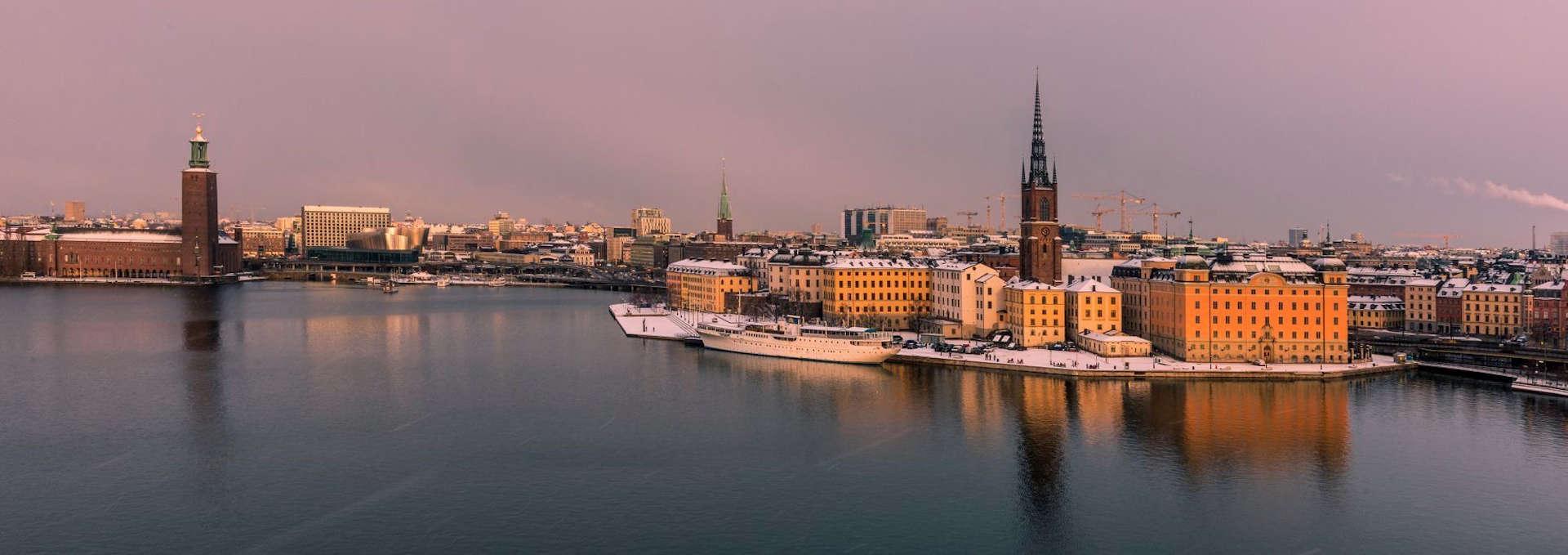 guida di Stoccolma: tour guidati di Stoccolma in Italiano