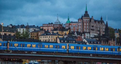 La metropolitana di Stoccolma: guida della Tunnelbana