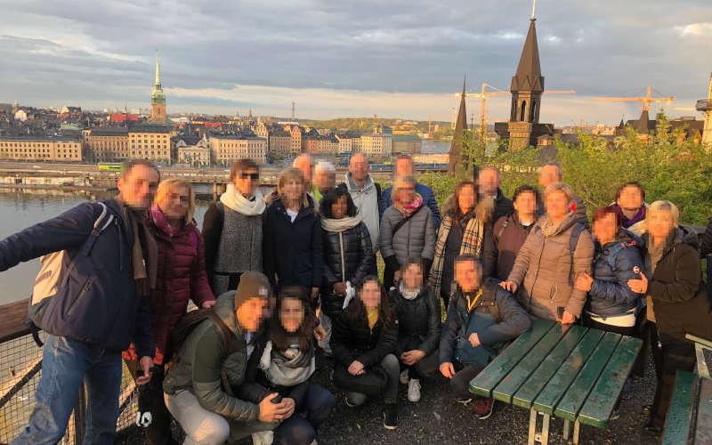 Cosa fare a Stoccolma il primo di maggio: tour di gruppo di Stoccolma in italiano con Mary