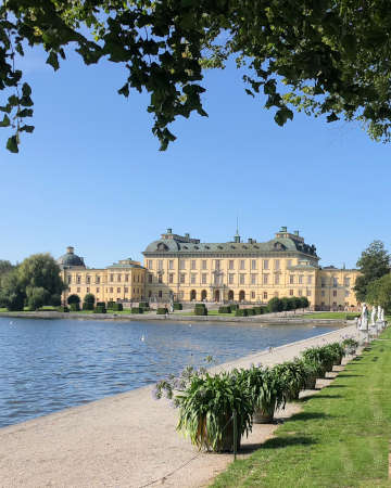 Il Palazzo di Drottingholm