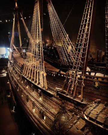 Gamla Stan e Museo Vasa