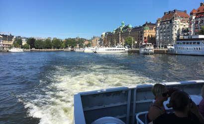 Tour di Stoccolma in Italiano tra acqua e terra