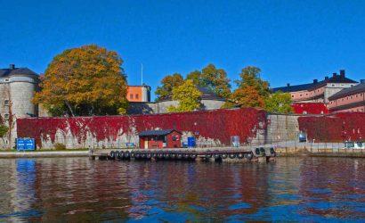 Una gita nell'arcipelago di Stoccolma: Vaxholm