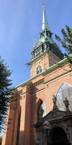 Cosa fare gratis a Stoccolma: visitare le chiese di Gamla Stan
