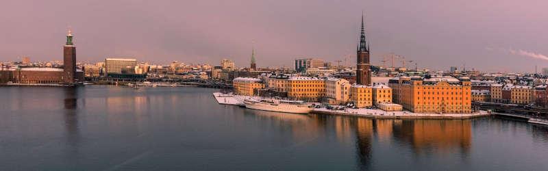 cose gratis a Stoccolma: i punti panoramici