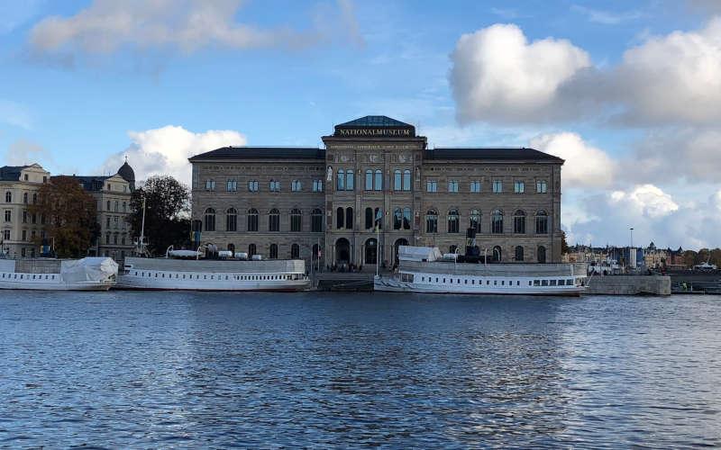 Cosa vedere a Stoccolma gratis: il nationalmuseum