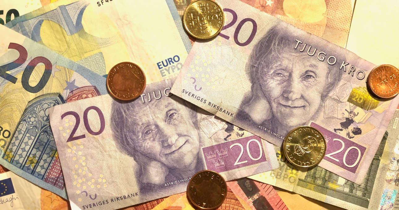 La moneta in Svezia: la corona svedese (SEK) e il cambio SEK-EURO