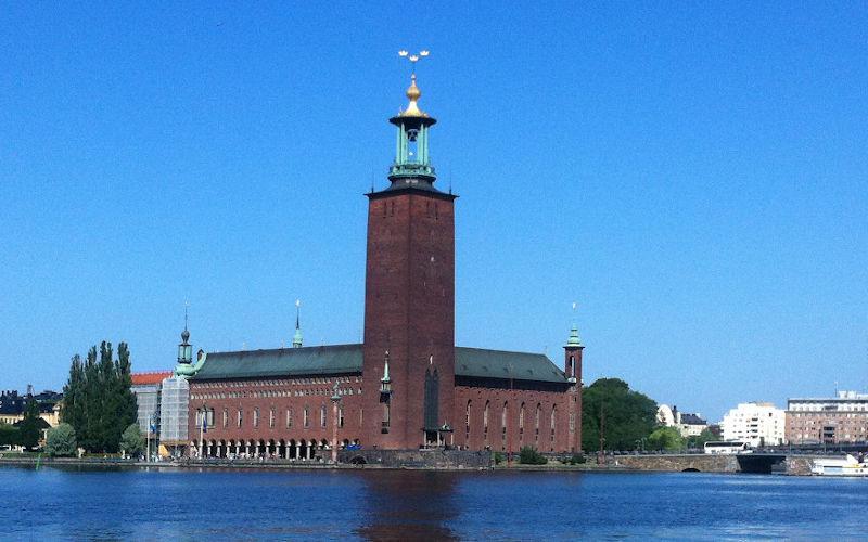 Che cosa non include lo Stockholm Pass: il Municipio di Stoccolma