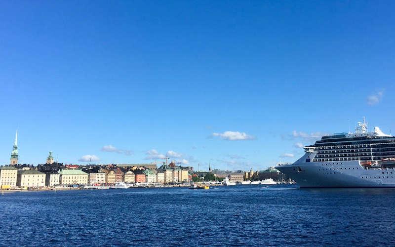 Dall'Italia a Stoccolma in crociera