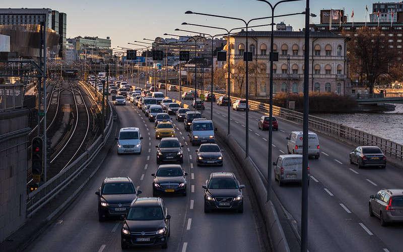 guidare dall'Italia a Stoccolma