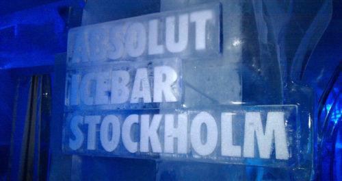 ICEBAR a Stoccolma: una esperienza glaciale