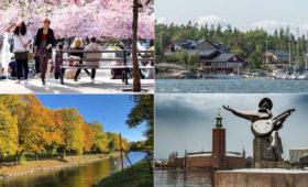 meteo a Stoccolma e come vestirsi a Stoccolma: le stagioni e le temperatura a Stoccolma