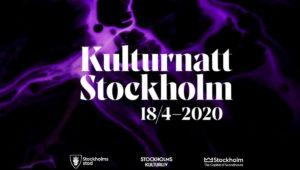 La Kulturnatt di Stoccolma: la notte bianca di Stoccolma