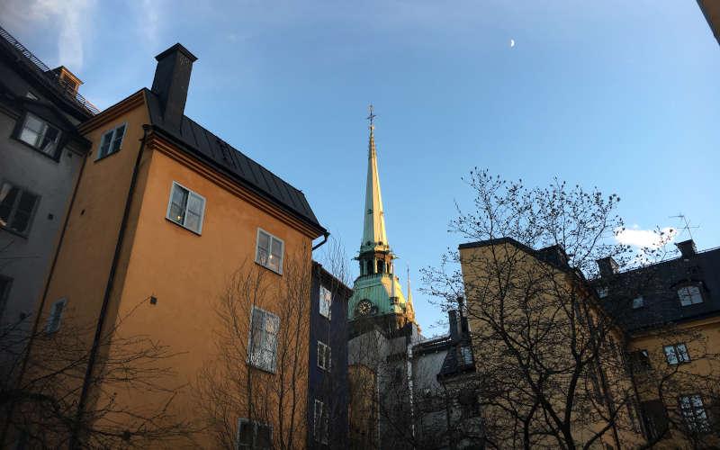 gli angoli nascosti di Gamla Stan, Stoccolma