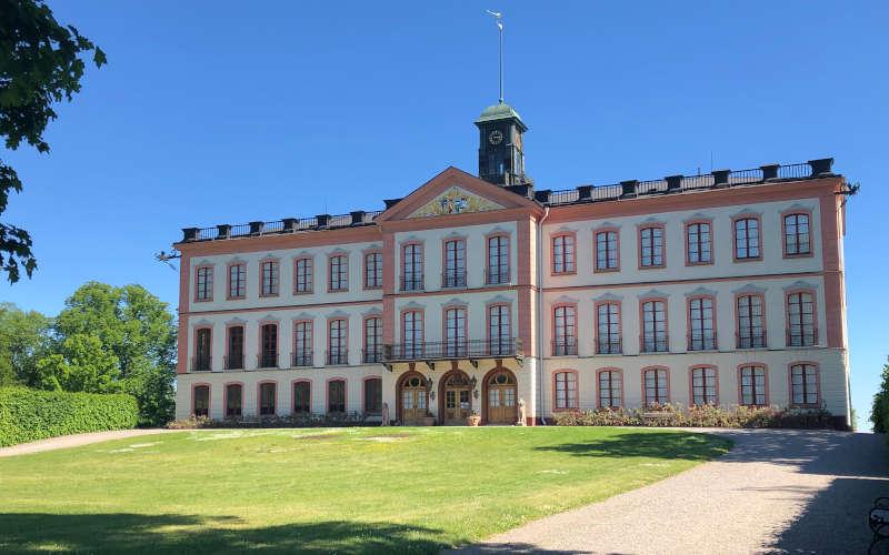 Il palazzo di Tullgarns slott