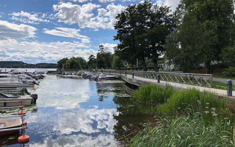 lago Mälaren a Sigtuna