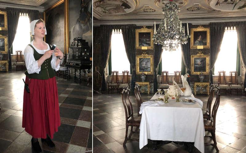 visitare il palazzo di Skokloster