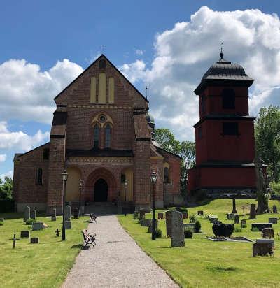 la chiesa di skokloster
