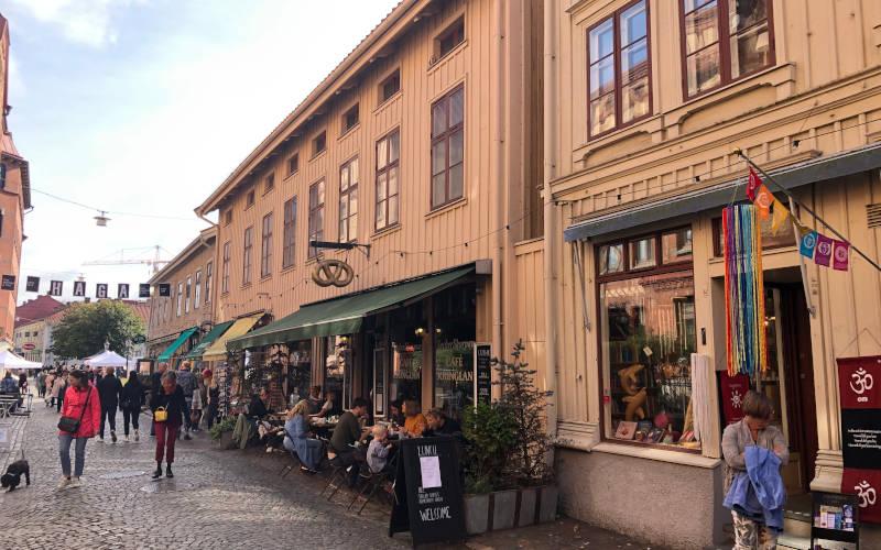 Cosa vedere a Göteborg: il quartiere di Haga
